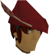 Robin Hood hat (red) chathead.png
