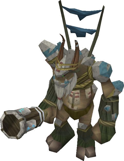 Troll shaman - The RuneScape Wiki