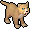 Toy lion.png: RS3 Inventory image of Toy lion