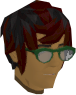 Stylish glasses (green) chathead.png