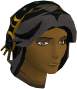 Shadow Ariane's hair chathead (female).png