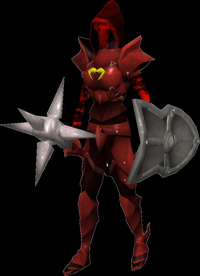 Spiritual Warrior The Runescape Wiki