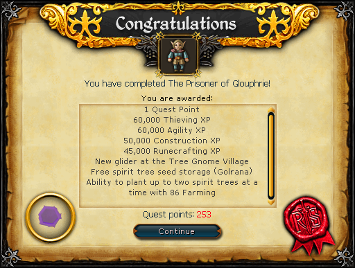 The Prisoner of Glouphrie reward.png
