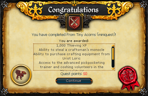 From Tiny Acorns reward.png