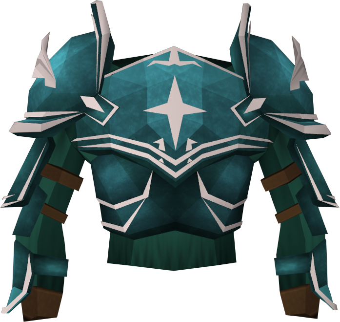 Rune Platebody Saradomin The Runescape Wiki