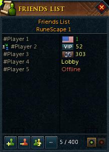 Username - The RuneScape Wiki