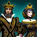 King and Queen of Spades Pack icon.png