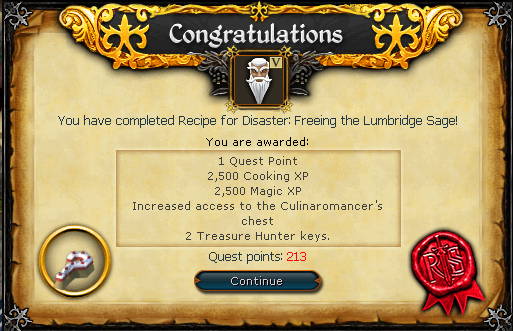 Recipe for Disaster (Freeing the Lumbridge Sage) reward.png