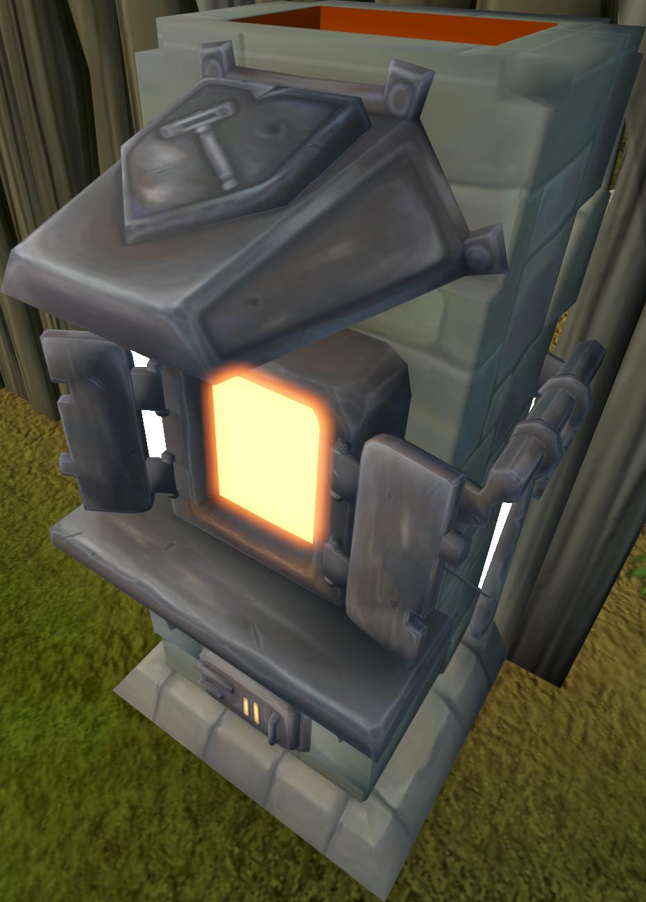 Barbarian forge - The RuneScape Wiki