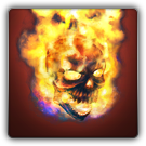 Flaming skull icon.png