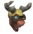 Yak to the Shadows.png: RS3 Inventory image of Yak to the Shadows