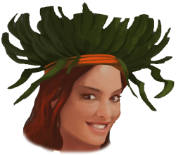 Sizzling Summer Tropical Headdress thumb.png