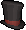 Top hat (Violet is Blue).png: RS3 Inventory image of Top hat (Violet is Blue)