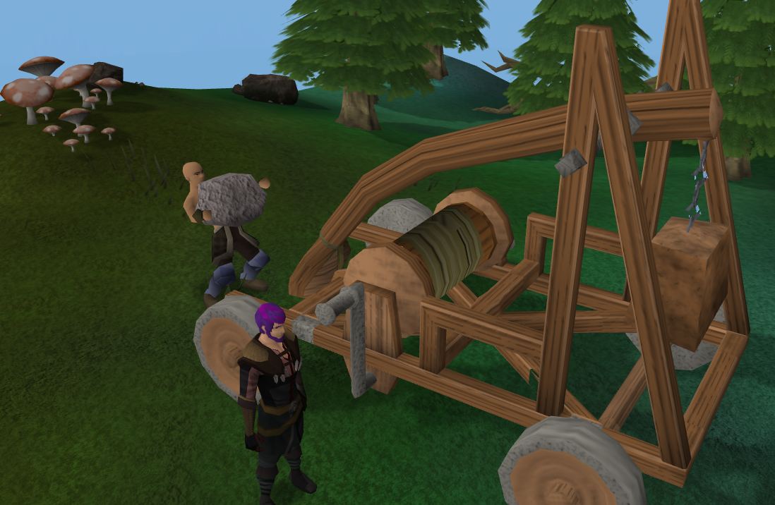 Rs3 quest guide catapult construction 2017(up to date! ) youtube.