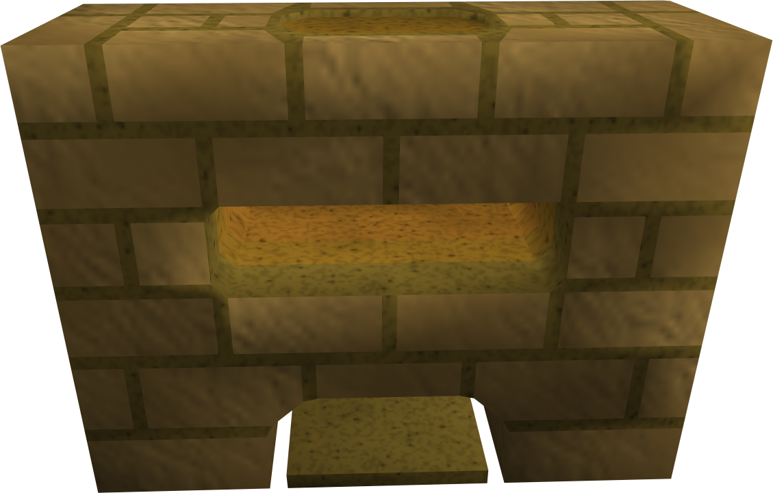 Small oven.png: RS3 Inventory image of Small oven