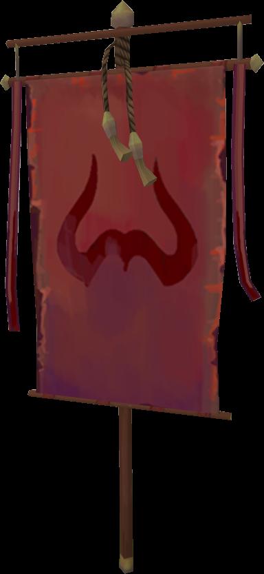 Zamorak Banner The Runescape Wiki