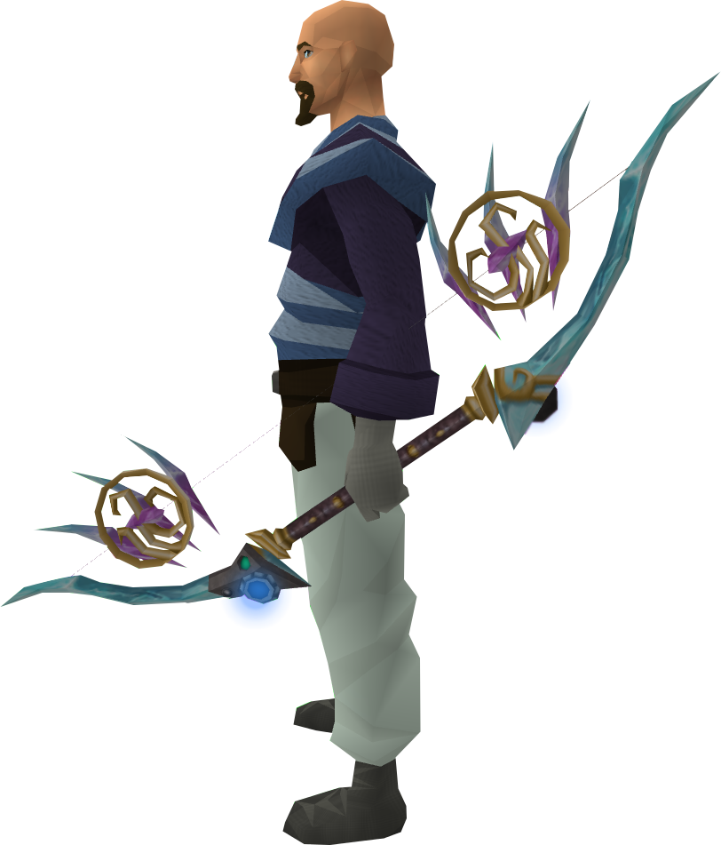 Augmented Attuned Crystal Bow The Runescape Wiki