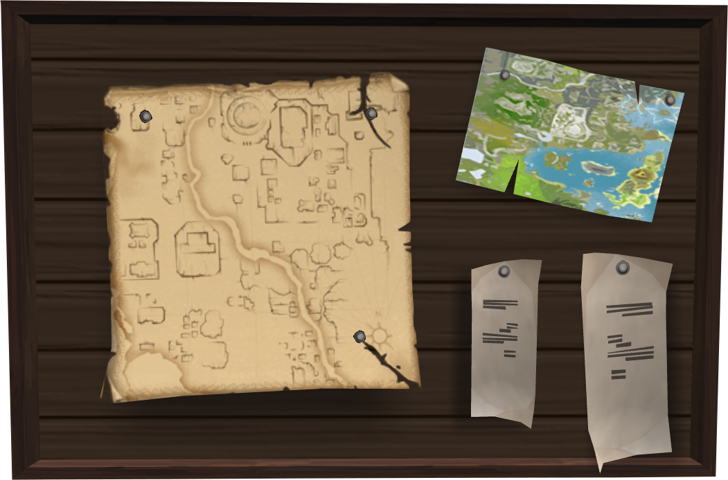 Maps.png: RS3 Inventory image of Maps
