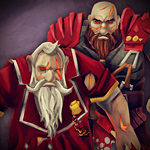 Chaos Grimsson and Hreidmar icon.png