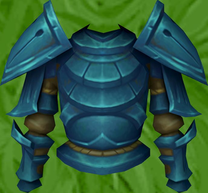 Runescape Rune Armor