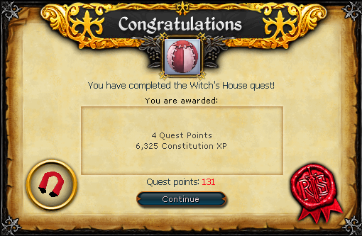Witch's House reward.png