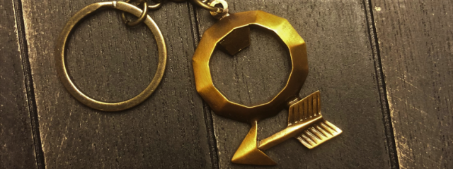 RuneFest 2018 Archer's Ring Bottle Opener Keyring.png