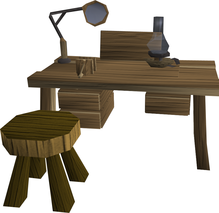 Crafting table 4.png: RS3 Inventory image of Crafting table 4