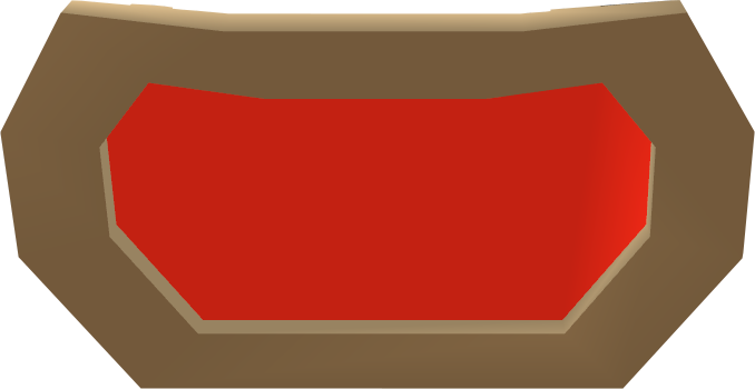 Oak wall decoration.png: RS3 Inventory image of Oak wall decoration