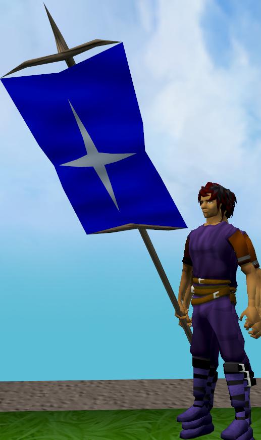 Banner Saradomin The Runescape Wiki