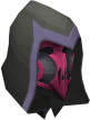 The chat head of a player wearing the cowl