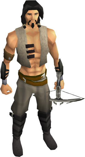 Off Hand Lucky Armadyl Crossbow The Runescape Wiki