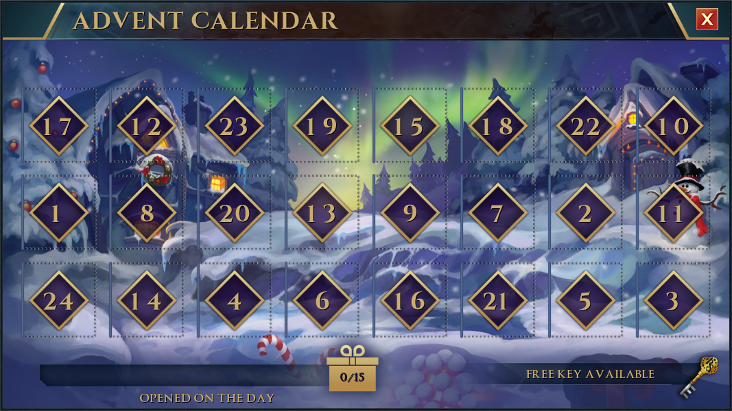 Christmas Party Pinata Rs3 2020 Advent Calendar (2019)   The RuneScape Wiki