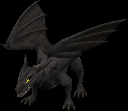 Black Dragon The Runescape Wiki By josh in forum models. black dragon the runescape wiki