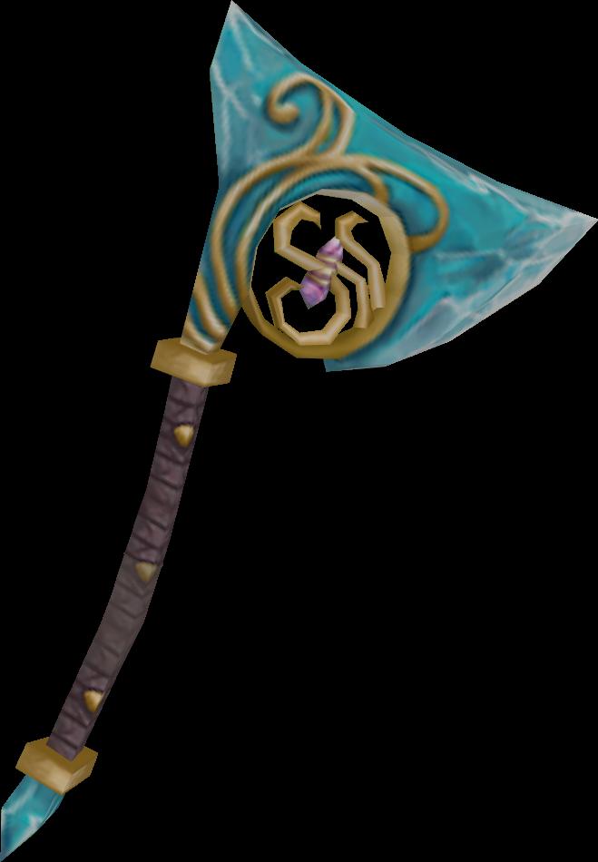 Crystal hatchet - The RuneScape Wiki