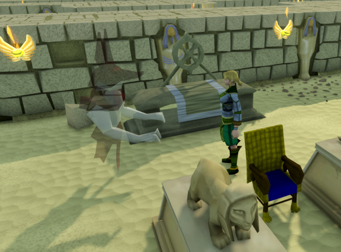 Desert Treasure The Runescape Wiki
