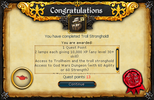 Troll Stronghold reward.png