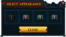 The recolour interface