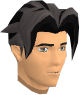 Shadow Ariane's hair chathead (male).png