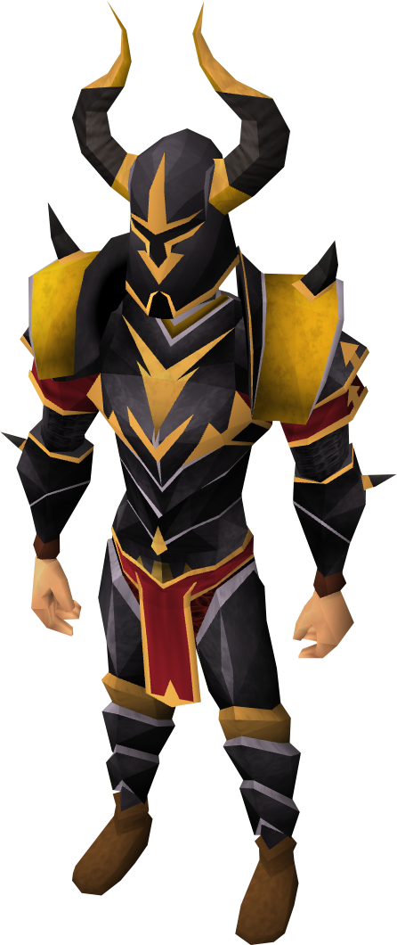 Elite Black Armour The Runescape Wiki Also dragonslayer greataxe`s weapon art is somehow similar to one of nameless king`s attacks that deals massive damage. elite black armour the runescape wiki