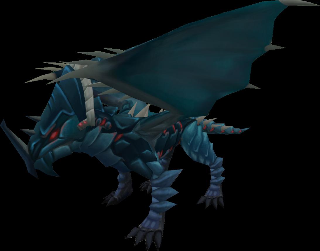 Elite rune dragon - The RuneScape Wiki