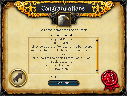 Eagles' Peak reward.png