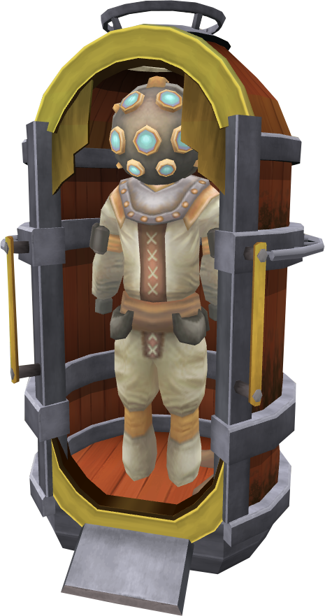 Salvage hunter suit.png: RS3 Inventory image of Salvage hunter suit