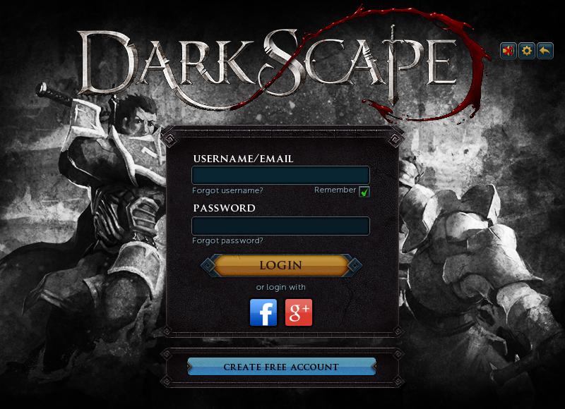 Darkscape The Runescape Wiki