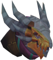 Avatar of Kerapac.png: RS3 Inventory image of Avatar of Kerapac