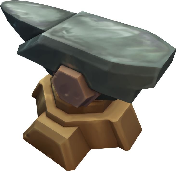 Burial Anvil - The RuneScape Wiki