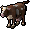 Chocolate cow.png: Inventory image of Chocolate cow
