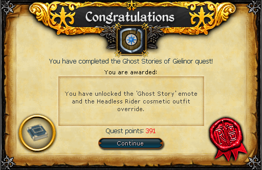 Ghost Stories of Gielinor rewards.png
