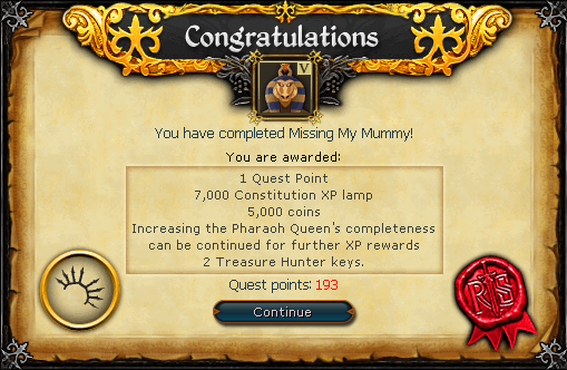 Missing My Mummy reward.png