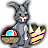 Sneaky Bunny emote icon.png