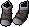 Climbing boots (Violet is Blue).png: RS3 Inventory image of Climbing boots (Violet is Blue)